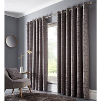 Studio G Ready made curtains Topia Eyelet Curtain M1114/01/46X90