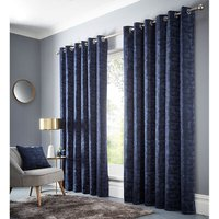 Studio G Ready made curtains Topia Eyelet Curtain M1114/03/90X54