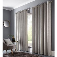 Studio G Ready made curtains Topia Eyelet Curtain M1114/04/66X90