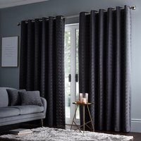 Studio G Ready made curtains Lucca Eyelet Curtains M1117/01/90X72