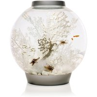 BiOrb 105L Silver Aquarium - Standard LED