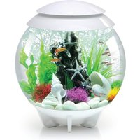 BiOrb White Halo 30 Litre Aquarium with  LED lighting