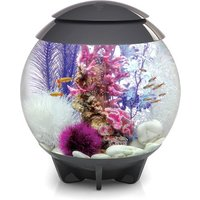 BiOrb Grey Halo 30 Litre Aquarium with  LED lighting