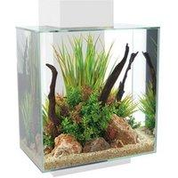 Fluval Edge 46 Litre Fish Aquarium - Gloss White