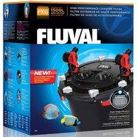 Fluval FX6 External Aquarium Multi-Stage Filter: 1500L, A219