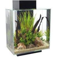Fluval Edge 46 Litre Fish Aquarium - Gloss Black
