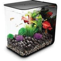 BiOrb Flow 15 Litre Black Aquarium - Standard LED Lighting