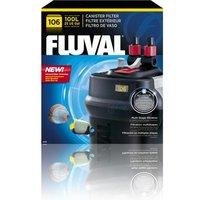 Fluval 106 External Aquarium Filter - 100L, A202