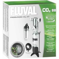 Fluval Pressurised CO2 Kit 88g For Aquarium Plant Health