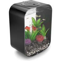 BiOrb Life 15 Litre Black Aquarium - Standard LED Lighting