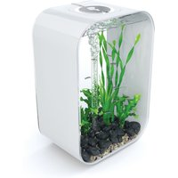 biOrb Life 45 Litre White Aquarium with MCR lighting