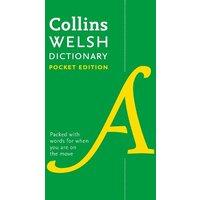 Collins Spurrell Welsh Pocket Dictionary