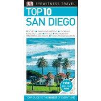 DK Eyewitness Top 10 San Diego