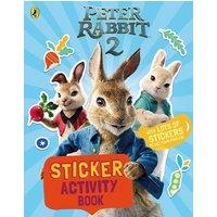 'Peter Rabbit Movie 2 Sticker Activity Book