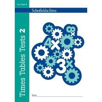 'Times Tables Tests Book 2