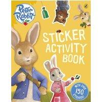 'Peter Rabbit Animation: Sticker Activity Book