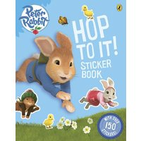 'Peter Rabbit Animation: Hop To It! Sticker Book