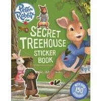 'Peter Rabbit Animation: Secret Treehouse Sticker Activity Book