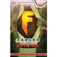 Fables TP Vol 16 Super Team Fables Paperback