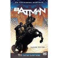 Batman (Rebirth) Vol 5: Rules Of Engagement