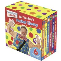 'Something Special: Mr Tumble's Pocket Library