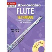 Abracadabra flute technique (Pupil's Book with CD)