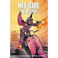 Hit-Girl Volume 3: Rome