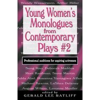 Young Women's Monologues from Contemporary Plays #2