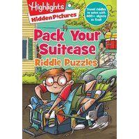 'Pack Your Suitcase Riddle Puzzles