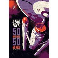 Star Trek: 50 Artists 50 Years