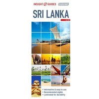 Insight Guides Flexi Map Sri Lanka