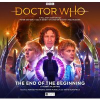 Doctor Who: The Monthly Adventures #275 The End of the Beginning
