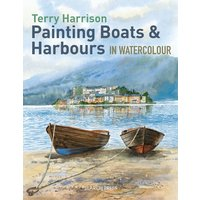 Painting Boats and Harbours in Watercolour
