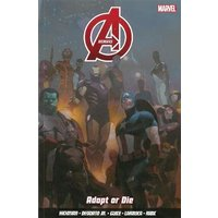 Avengers Vol. 1: Rogue Planet