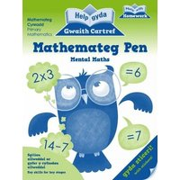 Help gyda Gwaith Cartref: Mathemateg Pen