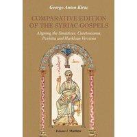 Comparative Edition of the Syriac Gospels: v. 1