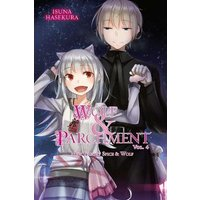 Image of Wolf & Parchment: New Theory Spice & Wolf, Vol. 4 (light novel)