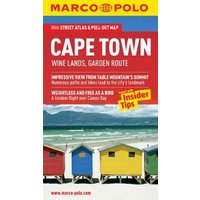Cape Town (Wine Lands, Garden Route) Marco Polo Guide at Waterstone`s Bookstore