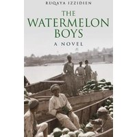 The Watermelon Boys at Waterstone`s Bookstore