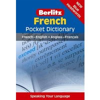 Berlitz Pocket Dictionary French