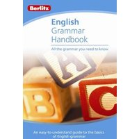 Berlitz Language: English Grammar Handbook