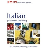Berlitz: Italian Phrase Book & Dictionary