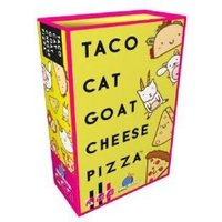'Taco, Cat, Goat, Cheese, Pizza Card Game
