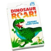 'Dinosaur Roar Memory Card Game