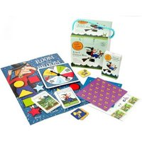 Paul Lamond Games Room on The Broom 4-in-1 Games Cube