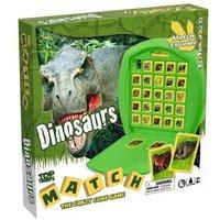 'Dinosaur Top Trumps Match Game