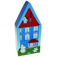 Barbo Toys Barbo Toys6605 Barba Toys Moomin House Deco Puzzel Game, Multi-Color