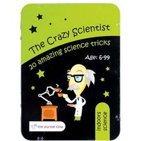 The Purple Cow Crazy Scientist 1 Indoors Science
