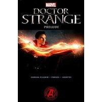 Marvels Doctor Strange Prelude