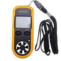 Digitale Anemometer GM816